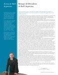 Resumen de actividades 2006 - Page 3