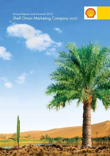 Shell Oman Marketing Company