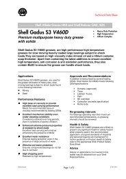 Shell Gadus S3 V460D