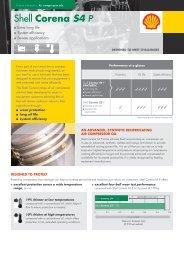 Shell Corena S4 P