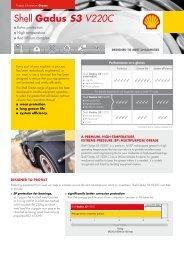 Shell Gadus S3 V220C