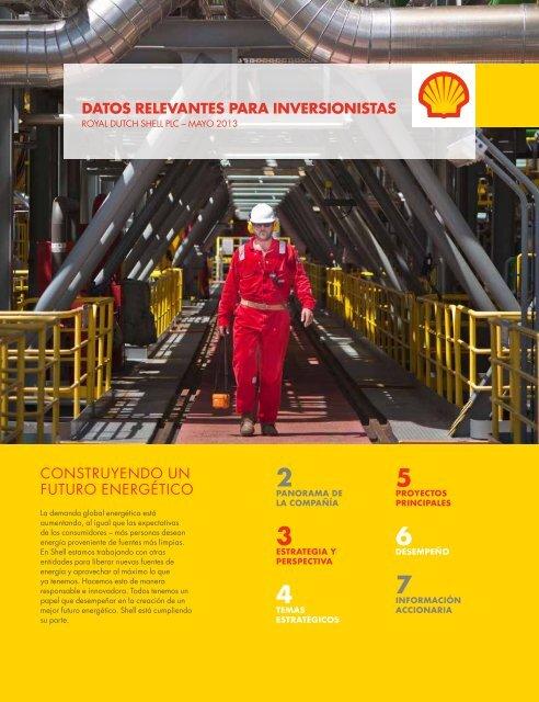 Investor Highlights May 2013 (Spanish)