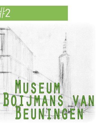 Boijmans van Beuningen tijdschrift definitief.indd - Willemijn van ...