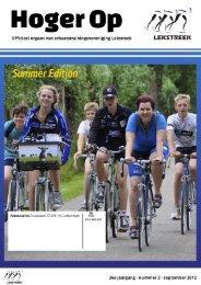 Hoger Op – pagina 1 36e jaargang – uitgave 2 - september 2012
