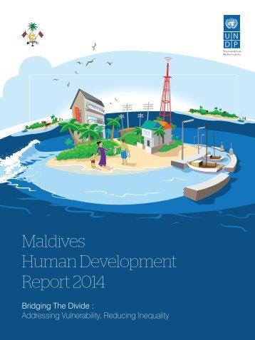 Maldives Human Development Report 2014