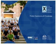 PGPX Brochure - India College Search