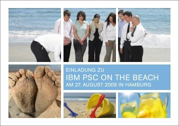 IBM PSC on the Beach