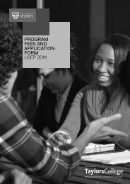 FEES AND APPLICATION FORM USFP 2014