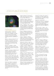2009 pUblications - Institute for Molecular Bioscience - University of ...