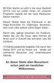 Herbst 2011 - Volkshochschule Wangen - Page 2