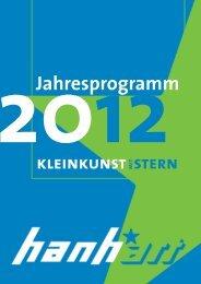 hanhart 2012 Programm