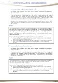 Notice of Meeting & Proxy Form - Highlands Pacific - Page 4