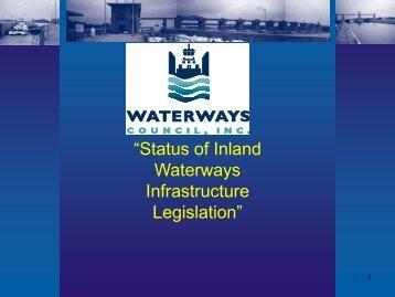 Infrastructure Legislation‖