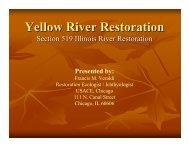 Yellow River Restoration