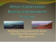 Building a Foundation for River Watershed Restoration and Management