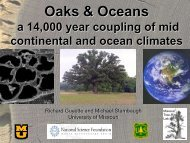 Oaks & Oceans