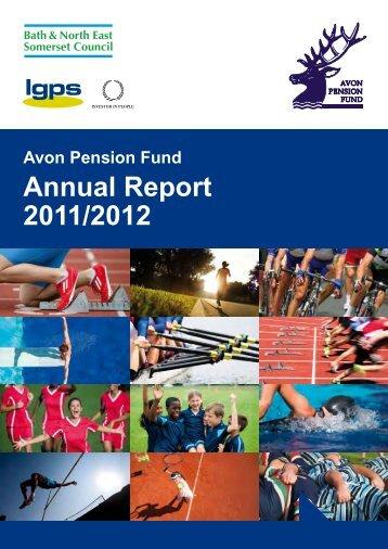 Avon Pension Fund
