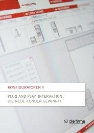 White Paper Konfiguratoren (817 KB .pdf) - Die Firma GmbH