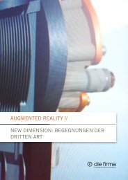White Paper Augmented Reality - Die Firma GmbH