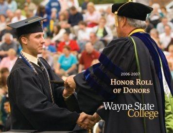College Wayne State