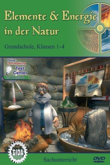 Elemente und Energie in der Natur - GIDA