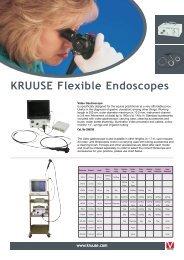 KRUUSE Flexible Endoscopes