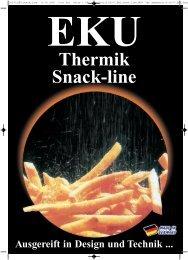 Thermik Snack-line - EKU-Metallbau