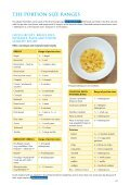 PORTION SIZES FOR CHILDREN - Page 3