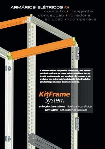 Catálogo KitFrame 2013