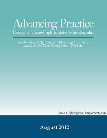 Advancing Practice