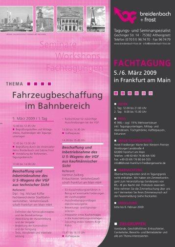 fax anmeldung - breidenbach + frost