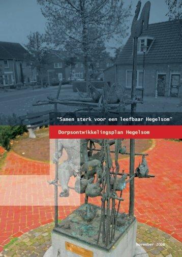 DOP Hegelsom - Vereniging kleine kernen Noord-Brabant