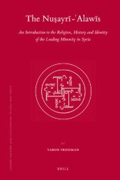 An Introduction to the Religion, History and Identity of ... - Knowledge
