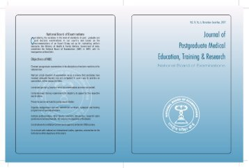 National Board Ex- 6 Book .pmd - National Board Of Examination