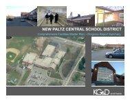 NEW PALTZ CENTRAL SCHOOL DISTRICT