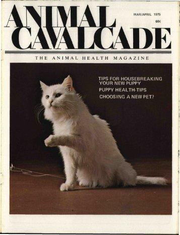 THE ANIMAL HEALTH MAGAZINE