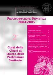 Guida alla Facoltà 2004-2005 (Lauree triennali) (2531 KB).pdf