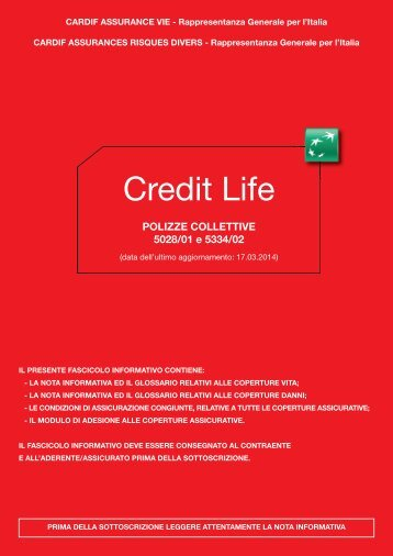Credit Life