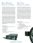 MeiVac Throttle Valves and Controllers Brochure - Page 5