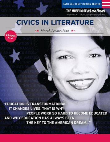 Civics in literature