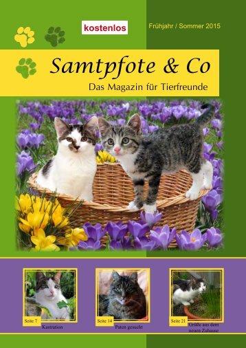 Samtpfote & Co