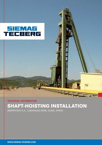 Shaft-Hoisting Installation