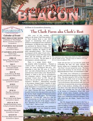 The Clark Farm aka Clark's Rest