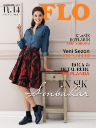 FLO Magazin Sayı 14