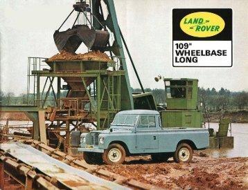 Land Rover IIA1ton|1970