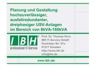 PDF [2,0 MB] - bei der IBH IT-Service GmbH