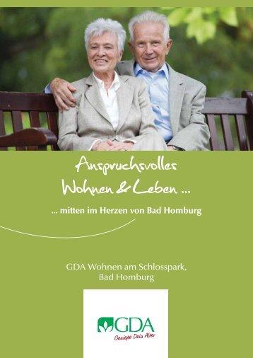 Mitten Im Herzen Von Bad Homburg