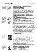 Veranstaltungen - Seite 4