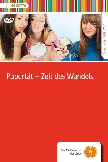 Pubertät – Zeit des Wandels - FWU