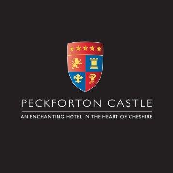 Peckforton Castle Conference Venue Hire ... - Pineapple Parlour